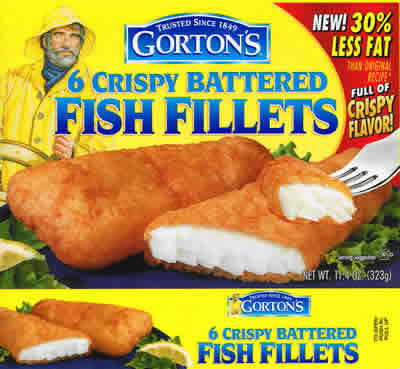 Doesn't the Gorton's fisherman look like The Most Interesting Man in the World?